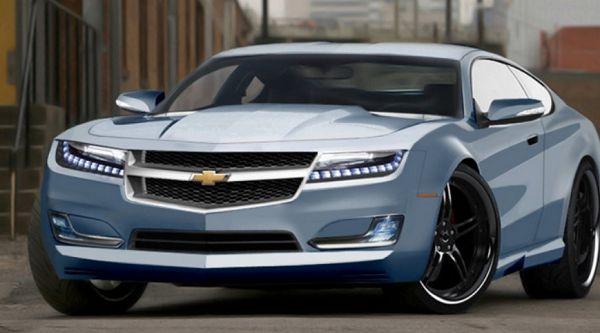 2021 Chevrolet Chevelle Ss