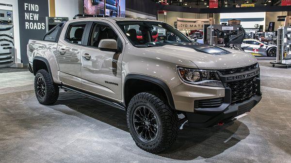 2021 Chevrolet Colorado Colors Lt Release Date Wt