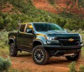 2021 Chevrolet Colorado Thailand Price Mexico Precio
