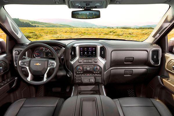 2021 Chevrolet Silverado 1500 Lt Brochure Truck