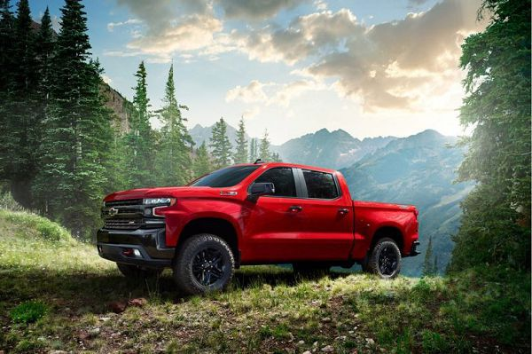 2021 Chevrolet Silverado 1500 V8 4x4 Zr2 Pricing