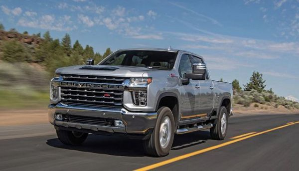 2021 Chevrolet Silverado 2500hd Accessories Work Truck Towing Capacity 4x4