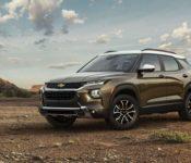 2021 Chevrolet Trailblazer 31uc Front Fascia Image Colors Reviews