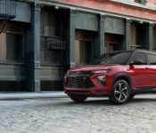 2021 Chevrolet Trailblazer Activ Pilippines Mexico Pictures