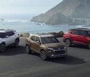 2021 Chevrolet Trailblazer Ground Clearance Engine Options Fuel Economy