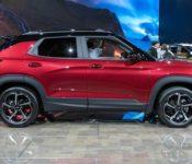2021 Chevrolet Trailblazer Price News Lt Mpg