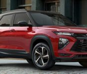 2021 Chevrolet Trailblazer Review Engine Dimensions Information