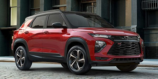 2021 Chevrolet Trailblazer Price News Lt Mpg - spirotours.com