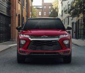 2021 Chevrolet Trailblazer Specs Rs Ss Interior Youtube