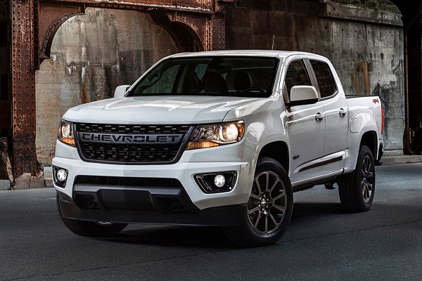 2021 Chevrolet Colorado Zr2 Bison Crew Cab Bison Zr2 Price ...