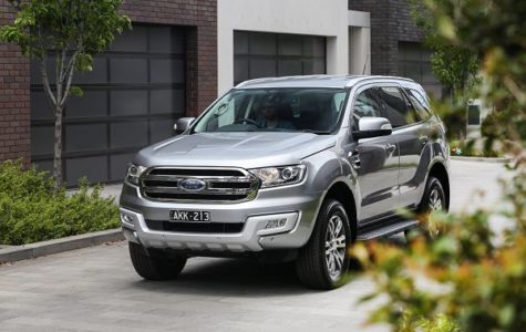 2021 Ford Everest All New Titanium