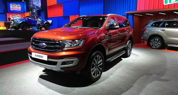 2021 Ford Everest New Design Youtube