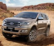 2021 Ford Everest Price List Price