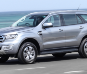 2021 Ford Everest Review Images