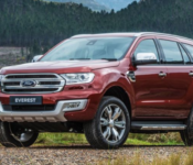 2021 Ford Everest Specs Interior