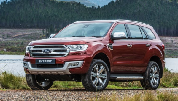 2021 ford everest specs interior  spirotours