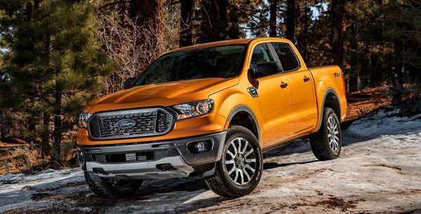 2021 Ford Ranger Spy Shots Raptor Engine Release Date Aluminum Body