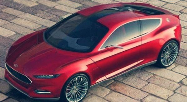 2021 Ford Thunderbird Concept Redesign