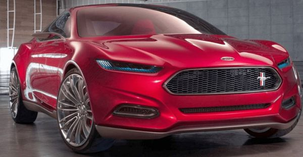 2021 Ford Thunderbird Images 4 Door Coupe