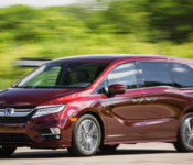 2021 Honda Odyssey Ex L Colors When Does Come Out