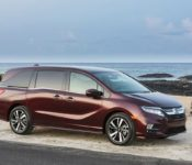 2021 Honda Odyssey Type R