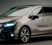 2021 Honda Odyssey Canada Usa Changes