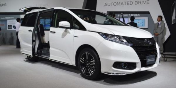 2021 Honda Odyssey Ex L Release Date Redesign Spy