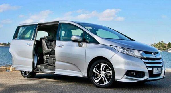 2021 Honda Odyssey Hybrid Interior Price