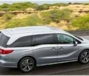 2021 Honda Odyssey Review Awd Japan
