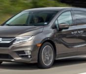 2021 Honda Odyssey Touring Release Type R