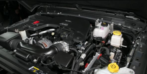 2021 Jeep Gladiator Diesel Powertrain