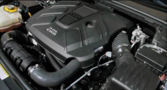 2021 Jeep Gladiator Extended Cab Engine
