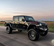 2021 Jeep Gladiator Hennessey Maximus