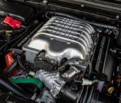 2021 Jeep Gladiator Hennessey Maximus Engine