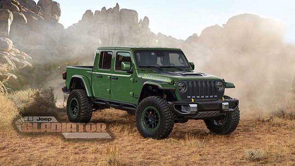 2021 Jeep Gladiator V8 News Diesel Price Specs Hercules