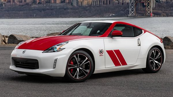 2021 Nissan 370z Nismo Coupe
