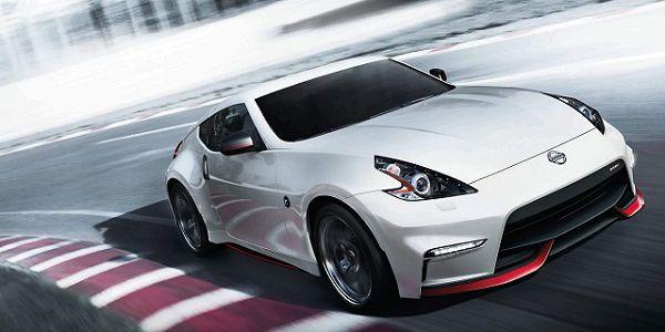 2021 Nissan 370z Nismo Performance