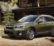 2021 Outback Touring Rumors Interior