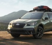2021 Outback Touring Xt Europe Accessories
