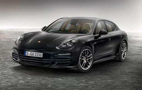 2021 Porsche Panamera Diesel