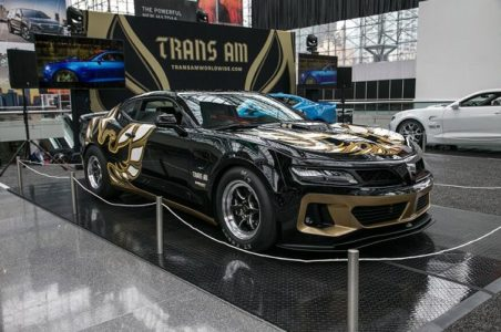 2021 Pontiac Trans Am Concept Photos Pics