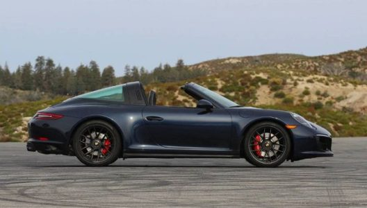 2021 Porsche 911 New Targa Gts Version Exterior