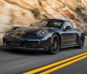 2021 Porsche 911 New Targa Gts Version Facelift