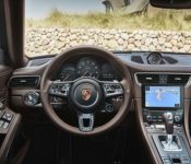 2021 Porsche 911 New Targa Gts Version Interior