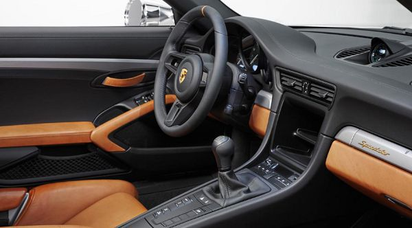2021 Porsche 911 Speedster Gt2 Rs Interior