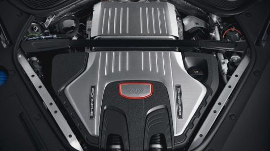 2021 Porsche Panamera Gts Engine