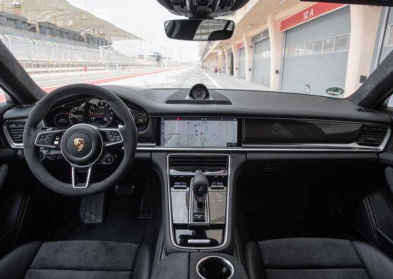 2021 Porsche Panamera Models Turbo Review