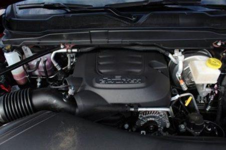 2021 Ram 2500 Tradesman Engine