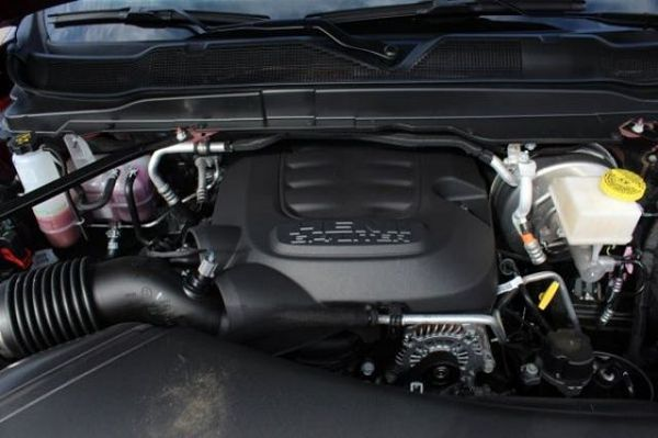 2021 Ram 2500 Tradesman Engine