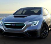 2021 Subaru Wrx Sti Concept Hatchback News Coupe